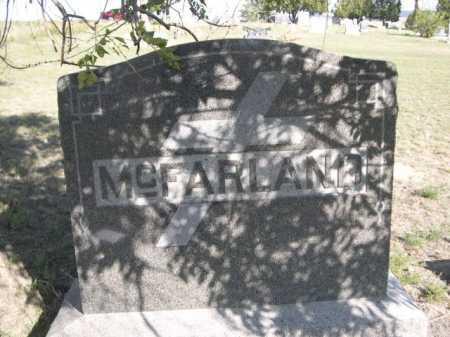 MCFARLAND, FAMILY - Dawes County, Nebraska | FAMILY MCFARLAND - Nebraska Gravestone Photos