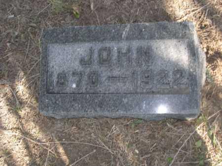 MCFARLAND, JOHN - Dawes County, Nebraska | JOHN MCFARLAND - Nebraska Gravestone Photos