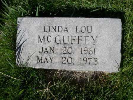MCGUFFEY, LINAD LOU - Dawes County, Nebraska   LINAD LOU MCGUFFEY - Nebraska Gravestone Photos