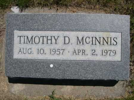 MCINNIS, TIMOTHY D. - Dawes County, Nebraska | TIMOTHY D. MCINNIS - Nebraska Gravestone Photos