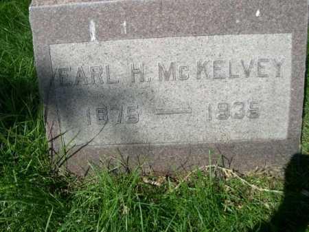 MCCKELVEY, EARL H. - Dawes County, Nebraska | EARL H. MCCKELVEY - Nebraska Gravestone Photos