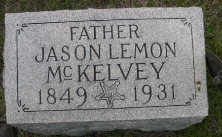 MCKELVEY, JASON LEMON - Dawes County, Nebraska   JASON LEMON MCKELVEY - Nebraska Gravestone Photos