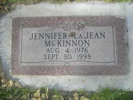 MCKINNON, JENNIFER LAJEAN - Dawes County, Nebraska | JENNIFER LAJEAN MCKINNON - Nebraska Gravestone Photos