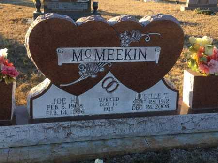 MCMEEKIN, LUCILLE T. - Dawes County, Nebraska | LUCILLE T. MCMEEKIN - Nebraska Gravestone Photos