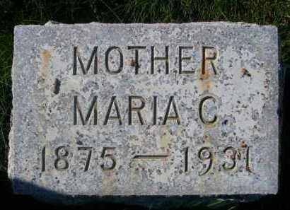 MCMEEKIN, MARIA C. - Dawes County, Nebraska | MARIA C. MCMEEKIN - Nebraska Gravestone Photos