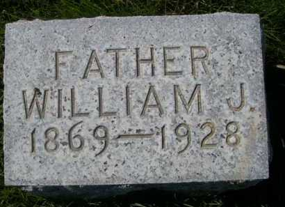 MCMEEKIN, WILLIAM J. - Dawes County, Nebraska | WILLIAM J. MCMEEKIN - Nebraska Gravestone Photos