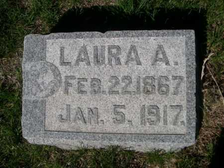 MCNEES, LAURA A. - Dawes County, Nebraska | LAURA A. MCNEES - Nebraska Gravestone Photos