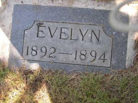 MERRITT, EVELYN - Dawes County, Nebraska | EVELYN MERRITT - Nebraska Gravestone Photos