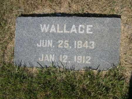 MESSENGER, WALLACE - Dawes County, Nebraska | WALLACE MESSENGER - Nebraska Gravestone Photos