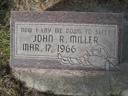 MILLER, JOHN R. - Dawes County, Nebraska | JOHN R. MILLER - Nebraska Gravestone Photos
