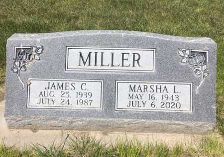 MILLER, JAMES C. - Dawes County, Nebraska | JAMES C. MILLER - Nebraska Gravestone Photos