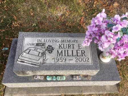 MILLER, KURT E. - Dawes County, Nebraska | KURT E. MILLER - Nebraska Gravestone Photos