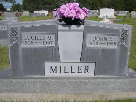 MILLER, LUCILLE M. - Dawes County, Nebraska | LUCILLE M. MILLER - Nebraska Gravestone Photos