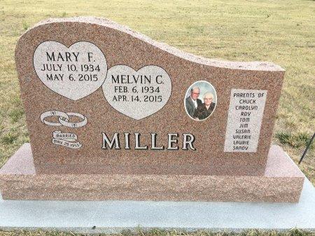HAGEMEISTER MILLER, MARY FRANCES - Dawes County, Nebraska | MARY FRANCES HAGEMEISTER MILLER - Nebraska Gravestone Photos