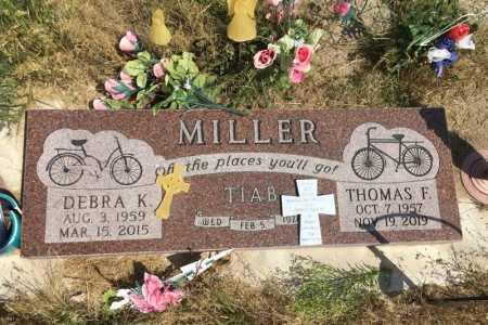 MILLER, THOMAS F - Dawes County, Nebraska | THOMAS F MILLER - Nebraska Gravestone Photos