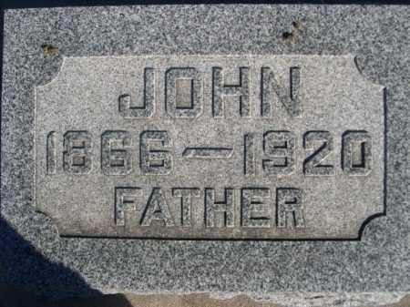 MILNE, JOHN - Dawes County, Nebraska | JOHN MILNE - Nebraska Gravestone Photos