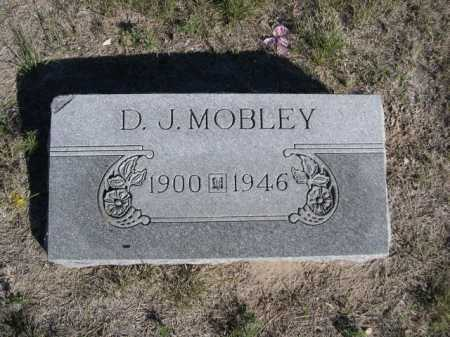 MOBLE, D. J. - Dawes County, Nebraska   D. J. MOBLE - Nebraska Gravestone Photos