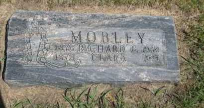 MOBLEY, RICHARD C. - Dawes County, Nebraska | RICHARD C. MOBLEY - Nebraska Gravestone Photos