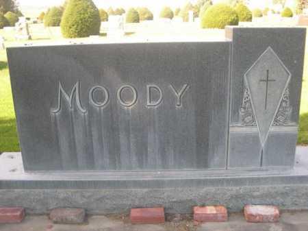 MOODY, FAMILY - Dawes County, Nebraska   FAMILY MOODY - Nebraska Gravestone Photos