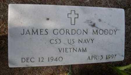 MOODY, JAMES GORDON - Dawes County, Nebraska | JAMES GORDON MOODY - Nebraska Gravestone Photos