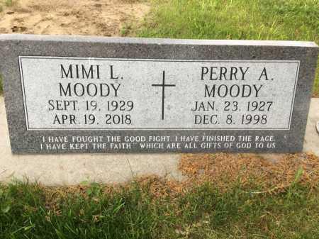 MOODY, MIMI L. - Dawes County, Nebraska | MIMI L. MOODY - Nebraska Gravestone Photos