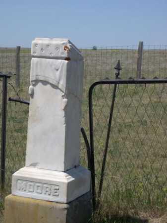 MOORE, FAMILY - Dawes County, Nebraska   FAMILY MOORE - Nebraska Gravestone Photos