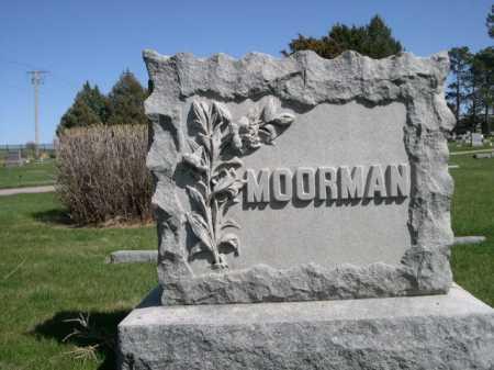 MOORMAN, FAMILY - Dawes County, Nebraska   FAMILY MOORMAN - Nebraska Gravestone Photos