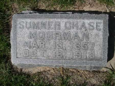 MOORMAN, SUMMER CHASE - Dawes County, Nebraska | SUMMER CHASE MOORMAN - Nebraska Gravestone Photos