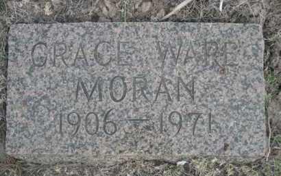 WARE MORAN, GRACE - Dawes County, Nebraska   GRACE WARE MORAN - Nebraska Gravestone Photos