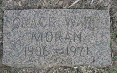 WARE MORAN, GRACE - Dawes County, Nebraska | GRACE WARE MORAN - Nebraska Gravestone Photos