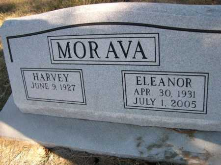 MORAVA, HARVEY - Dawes County, Nebraska | HARVEY MORAVA - Nebraska Gravestone Photos