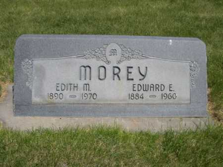 MOREY, EDITH M. - Dawes County, Nebraska   EDITH M. MOREY - Nebraska Gravestone Photos