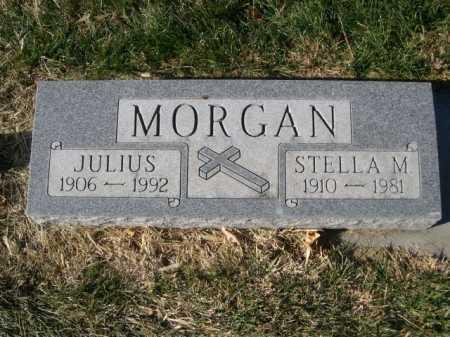 MORGAN, STELLA M. - Dawes County, Nebraska | STELLA M. MORGAN - Nebraska Gravestone Photos