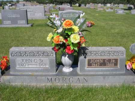 MORGAN, JOHN C. SR. - Dawes County, Nebraska | JOHN C. SR. MORGAN - Nebraska Gravestone Photos