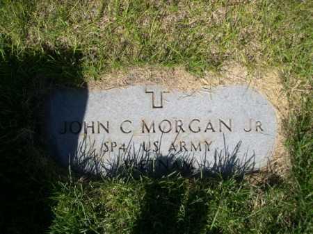 MORGAN, JOHN C. JR. - Dawes County, Nebraska | JOHN C. JR. MORGAN - Nebraska Gravestone Photos