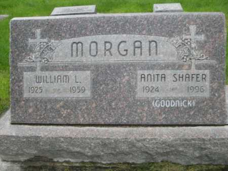 MORGAN, WILLIAM L - Dawes County, Nebraska | WILLIAM L MORGAN - Nebraska Gravestone Photos