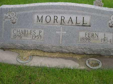 MORRALL, CHARLES P. - Dawes County, Nebraska | CHARLES P. MORRALL - Nebraska Gravestone Photos