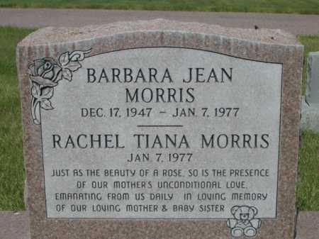MORRIS, BARBARA JEAN - Dawes County, Nebraska | BARBARA JEAN MORRIS - Nebraska Gravestone Photos