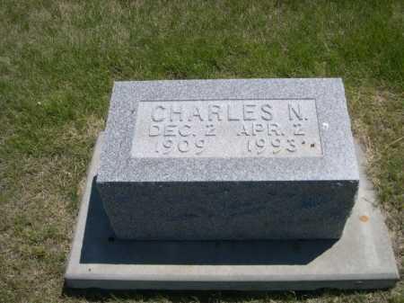 MORRISON, CHARLES N. - Dawes County, Nebraska   CHARLES N. MORRISON - Nebraska Gravestone Photos