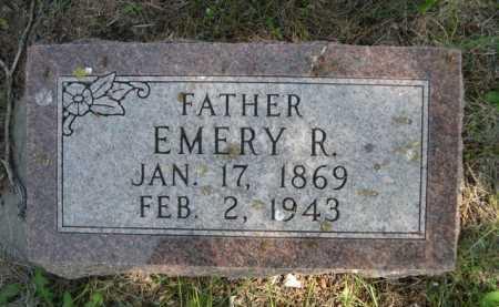 MORRISON, EMERY R. - Dawes County, Nebraska   EMERY R. MORRISON - Nebraska Gravestone Photos