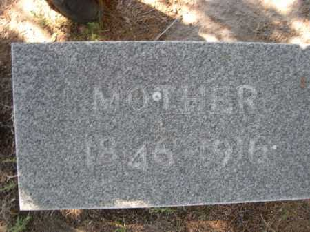 MOTHER, KIRBY - Dawes County, Nebraska | KIRBY MOTHER - Nebraska Gravestone Photos