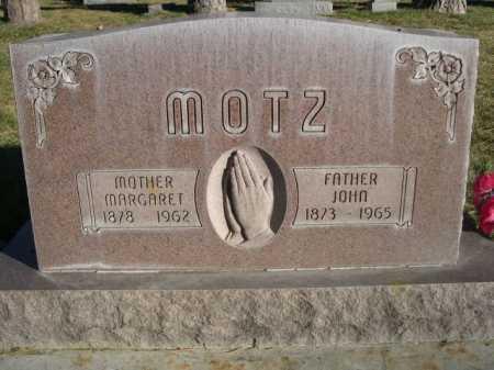 MOTZ, MARGARET - Dawes County, Nebraska | MARGARET MOTZ - Nebraska Gravestone Photos