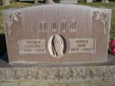 MOTZ, JOHN - Dawes County, Nebraska | JOHN MOTZ - Nebraska Gravestone Photos