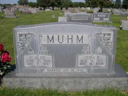 MUHM, CORA R. - Dawes County, Nebraska | CORA R. MUHM - Nebraska Gravestone Photos