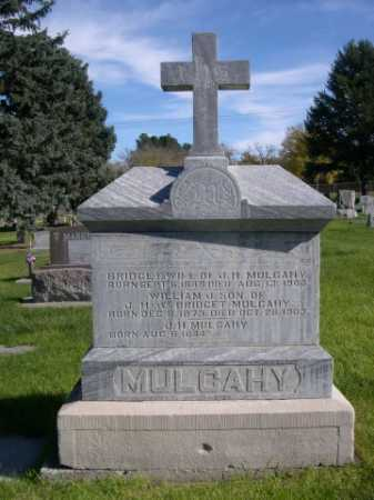 MULCAHY, BRIDGET - Dawes County, Nebraska | BRIDGET MULCAHY - Nebraska Gravestone Photos