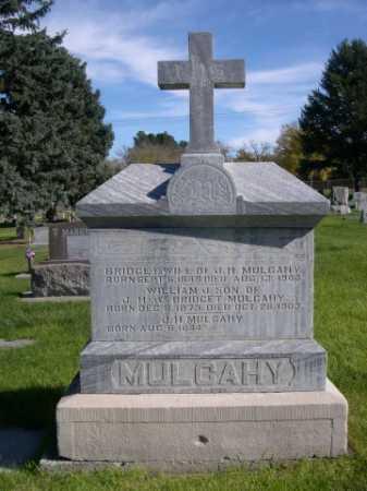 MULCAHY, WILLIAM - Dawes County, Nebraska | WILLIAM MULCAHY - Nebraska Gravestone Photos