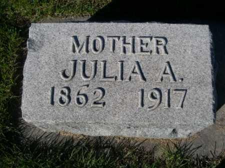 MULDOON, JULIA A. - Dawes County, Nebraska | JULIA A. MULDOON - Nebraska Gravestone Photos