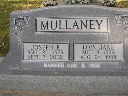 MULLANEY, JOSEPH R. - Dawes County, Nebraska | JOSEPH R. MULLANEY - Nebraska Gravestone Photos