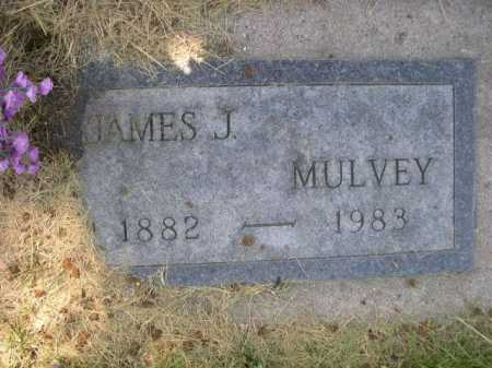 MULVEY, JAMES J. - Dawes County, Nebraska | JAMES J. MULVEY - Nebraska Gravestone Photos