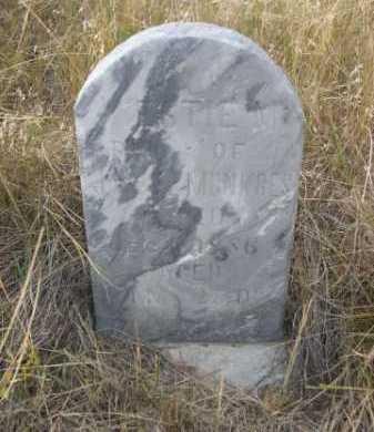 MUNKRES, ESTIE M. - Dawes County, Nebraska | ESTIE M. MUNKRES - Nebraska Gravestone Photos